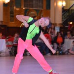 Kilpailuasu tanssi